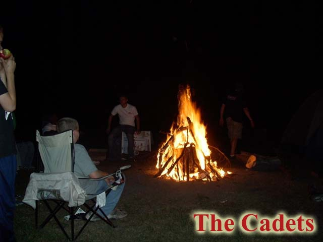 Calvary Cadets Campout