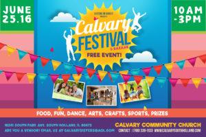 Calvary Festival & Bazaar